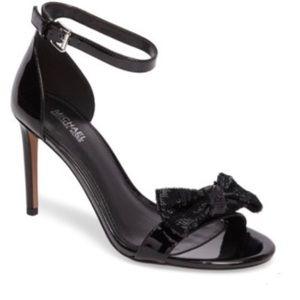 🎉 MK Paris sequin bow sandal - Party Shoe!!